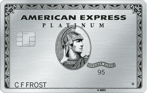 The Platinum Card® from American Express photo