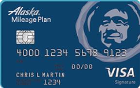 Alaska Airlines Visa® Credit Card photo