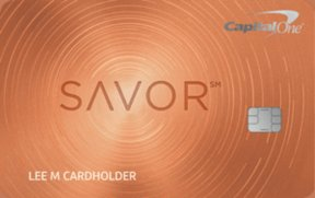 Capital One® Savor® Rewards Credit Card photo