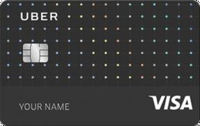 Uber Visa Card photo