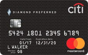 Citi® Diamond Preferred® Card photo