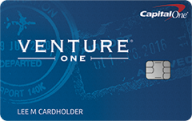 Capital One® VentureOne® Rewards photo