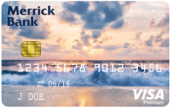Merrick Bank Secured Visa® Card photo