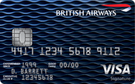 British Airways Visa Signature® card photo