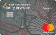 Priority RewardsSM Business MasterCard® photo