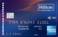 Hilton Honors Aspire Card photo