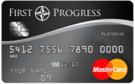 First Progress Platinum Select MasterCard® Secured Credit Card photo