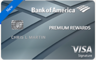 Bank of America® Premium Rewards® Credit Card photo