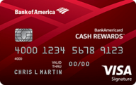Bank of America® Cash Rewards Credit Card photo