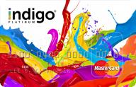 Indigo® Platinum MasterCard® photo