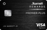 Marriott Rewards® Premier Plus credit card photo