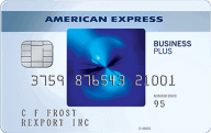 Blue BusinessSM Plus Credit Card from American Express photo