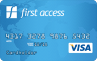 First Access VISA® Card photo