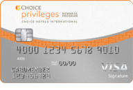 Choice Privileges® Visa Signature® Card from Barclaycard photo
