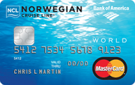 Norwegian Cruise Line® World Mastercard® from Bank of America photo
