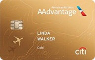 Citi® / AAdvantage® Gold  World Elite™ Mastercard® photo
