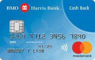 BMO Harris Bank Cash Back Mastercard® photo
