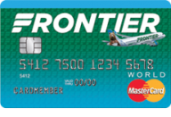 Frontier Airlines World MasterCard® from Barclaycard photo