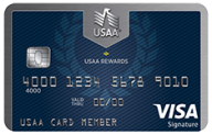 USAA Rewards™ Visa Signature® Credit Card photo