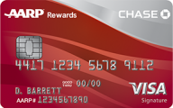 AARP® Credit Card from Chase photo
