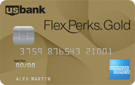 U.S. Bank FlexPerks® Gold American Express® Card photo