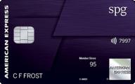 Starwood Preferred Guest® Luxury Card photo