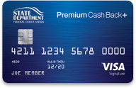 Premium Cash Back+ photo