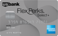 U.S. Bank FlexPerks® Select+ American Express® Card photo