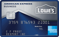 Lowe's Business Rewards Card from American Express photo
