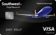 Southwest Rapid Rewards® Premier Business Credit Card photo