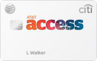 AT&T Access Card from Citi photo