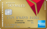 Gold Delta SkyMiles® Business Credit Card from American Express photo