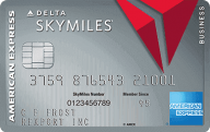 Platinum Delta SkyMiles® Business Credit Card from American Express photo
