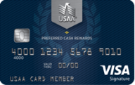 Preferred Cash Rewards Visa Signature® Credit Card photo