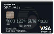 SKYPASS Visa® Card photo