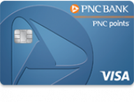 PNC points® Visa® Credit Card photo