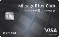 United MileagePlus® Club Card photo