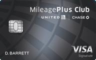 United MileagePlus® Club Card photo