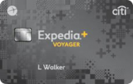 EXPEDIA®+ VOYAGER CARD from Citi photo