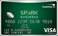 Capital One® Spark® Cash photo