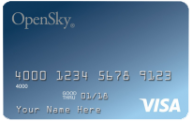 OpenSky® Secured Visa® Credit Card photo