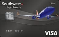 Southwest Rapid Rewards® Plus Credit Card photo