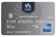 Cashback Rewards Plus American Express® Card photo