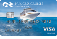 Princess Cruises Rewards Visa® Card from Barclaycard photo