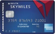 Blue Delta SkyMiles® Credit Card photo