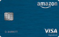 Amazon Rewards Visa Signature Card photo