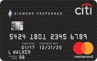Citi® Diamond Preferred® Credit Card photo