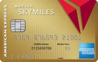 Gold Delta SkyMiles® Credit Card photo
