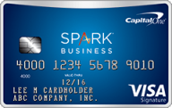 Capital One® Spark® Miles photo