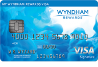 Wyndham Rewards® Visa® Card from Barclaycard photo